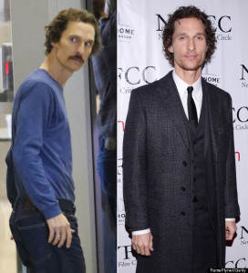 50940024 A very skinny Matthew McConaughey departing on a flight at LAX airport in Los Angeles, California on November 9th, 2012. Matthew has lost weight for his new movie, 'The Dallas Buyers Club.' FameFlynet, Inc - Beverly Hills, CA, USA - +1 (818) 307-4813