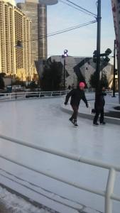 2 Ribbon Skater