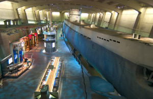 9 U-505 Submarine