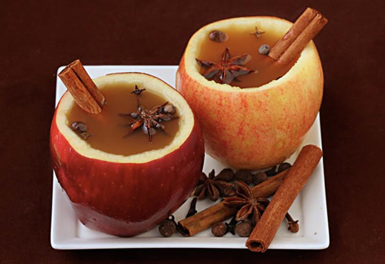 1 apple-cups