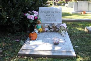 EXCLUSIVE: The grave site of JonBenet Ramsey in Georgia