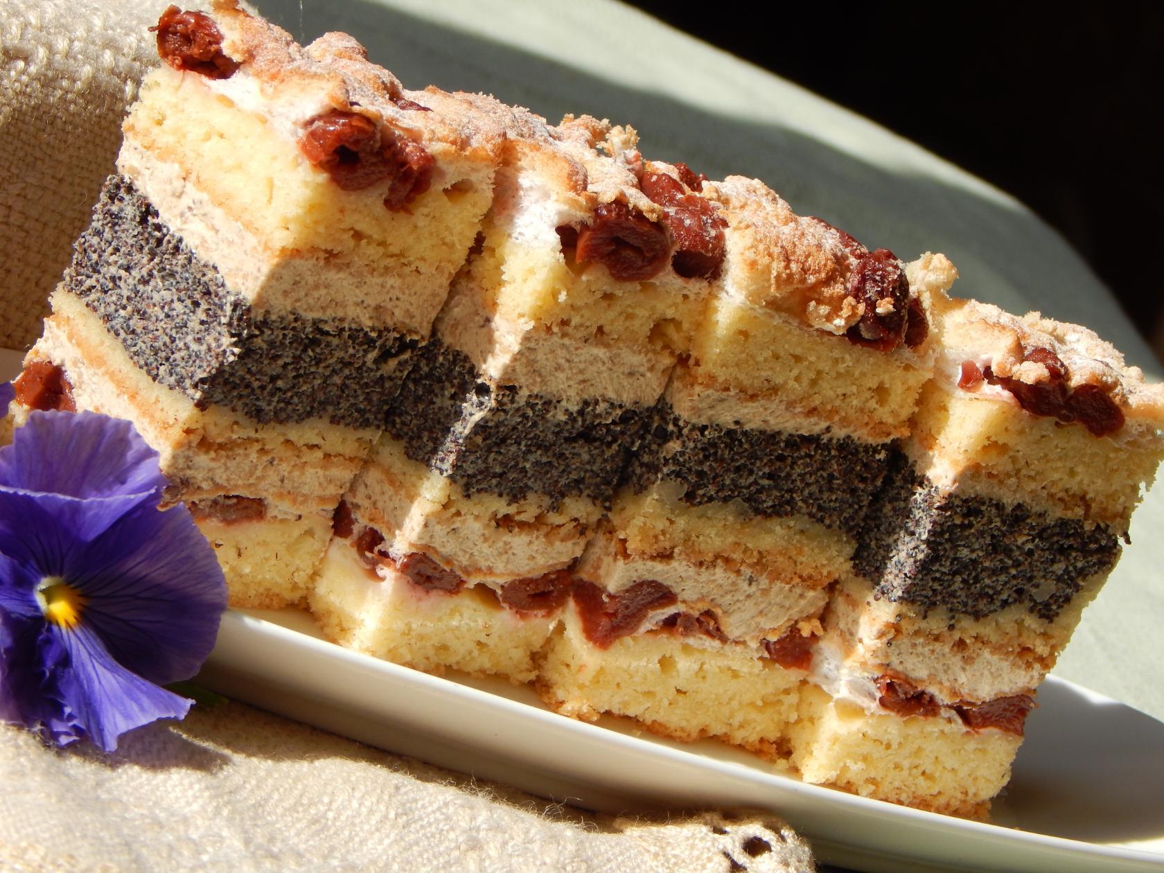 Торт черемуховый рецепт с кефиром