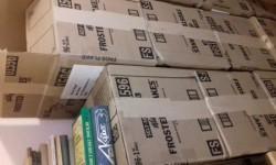 Українці США передали на Батьківщину тонну цінних книг