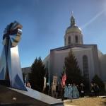 Вшанування Героїв Небесної Сотні та усіх Героїв України в чиказькому передмісті Блумінгдейл