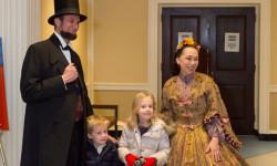 Зустріньтесь з Лінкольном в History Museum під час безкоштовного понеділка