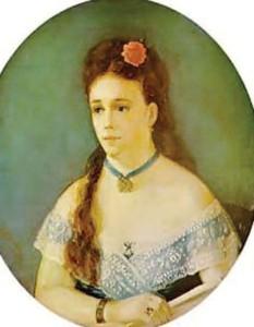 Катерина Піунова. Художник І. Журавльов. 1872 р.