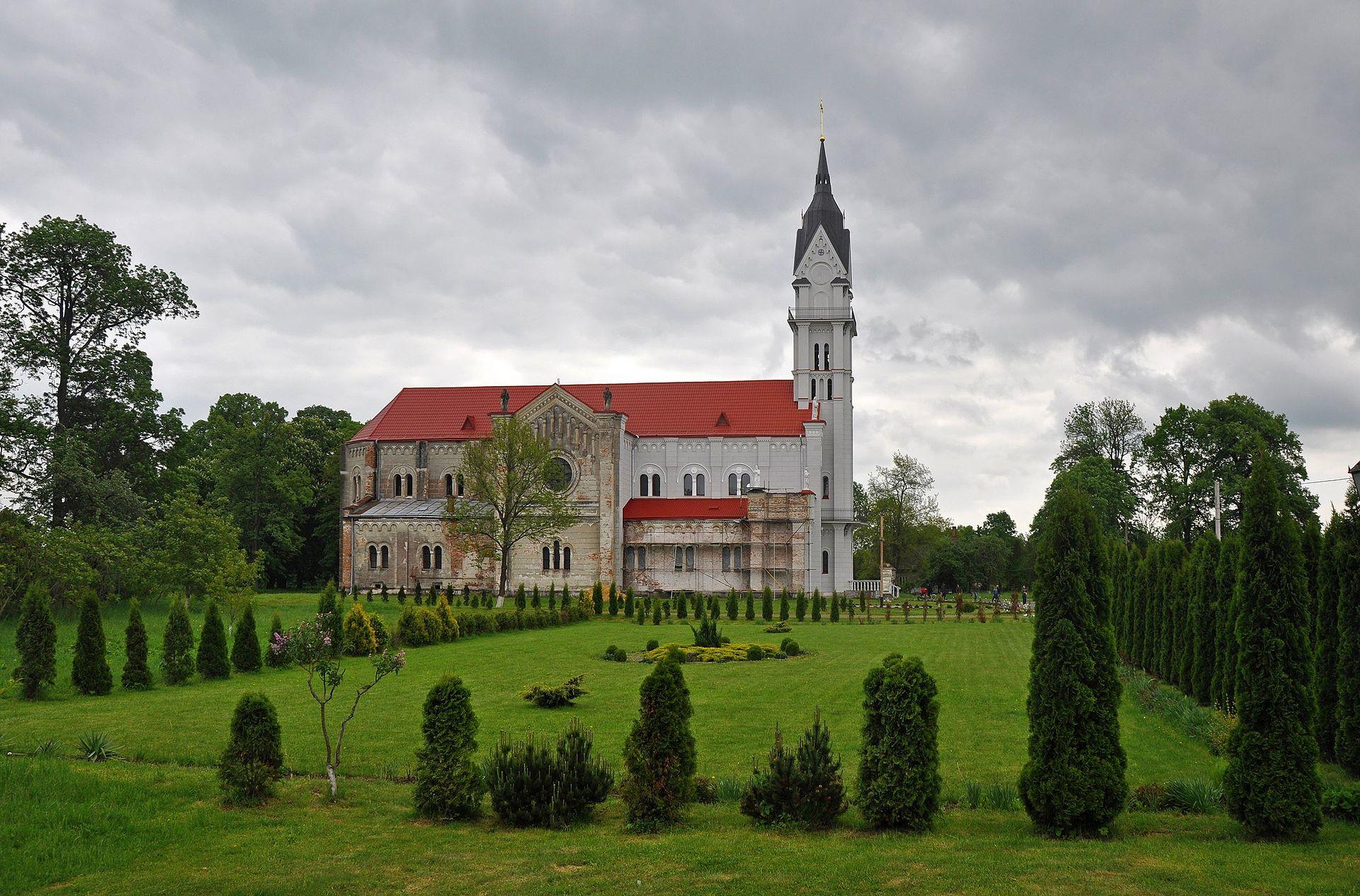 Hnizdychiv_Catholic_Church_RB_46-215-0018