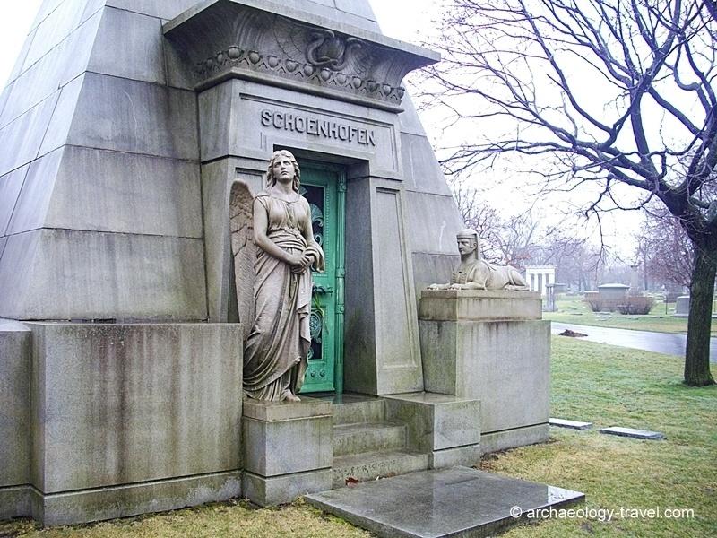 4 graceland-cemetery-schoenhofen-detail