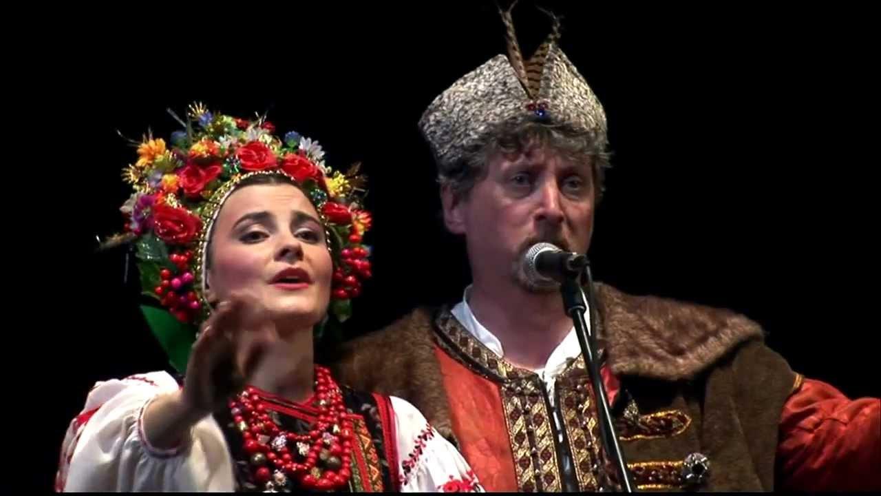 ukrainian sword dance