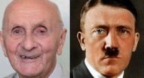 Чоловік стверджує, що він Адольф Гітлер. Фото: worldnewsdailyreport.com