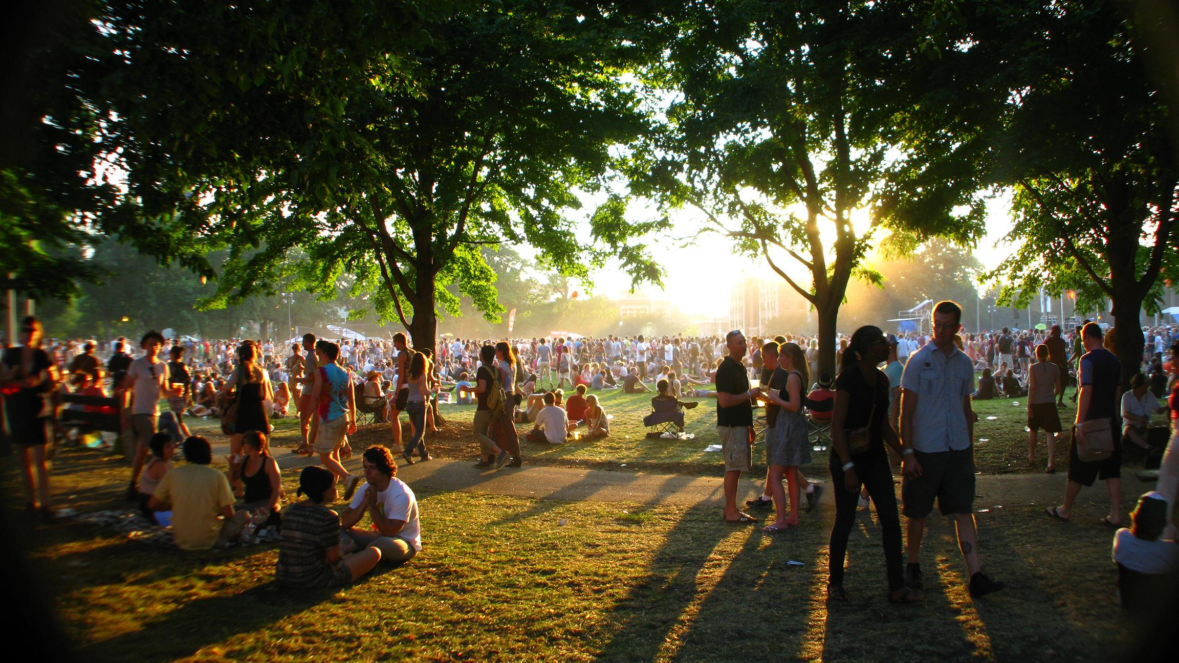9 Pitchfork Music Festival