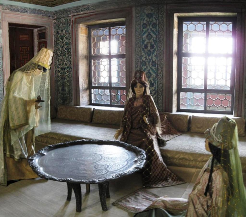 Apartments_Valide_Sultan_Topkapi_