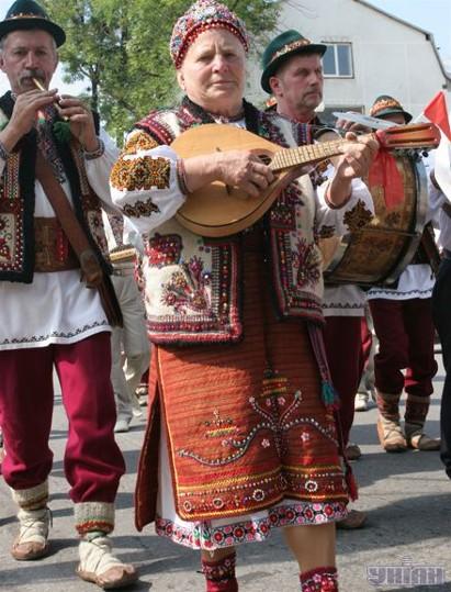 Hutsul festival