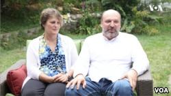 Поліна Лішко та Юрій Кірічок