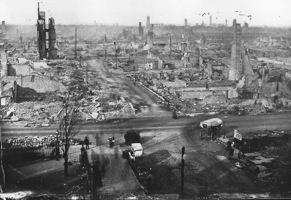 Chicago Tribune archive photo