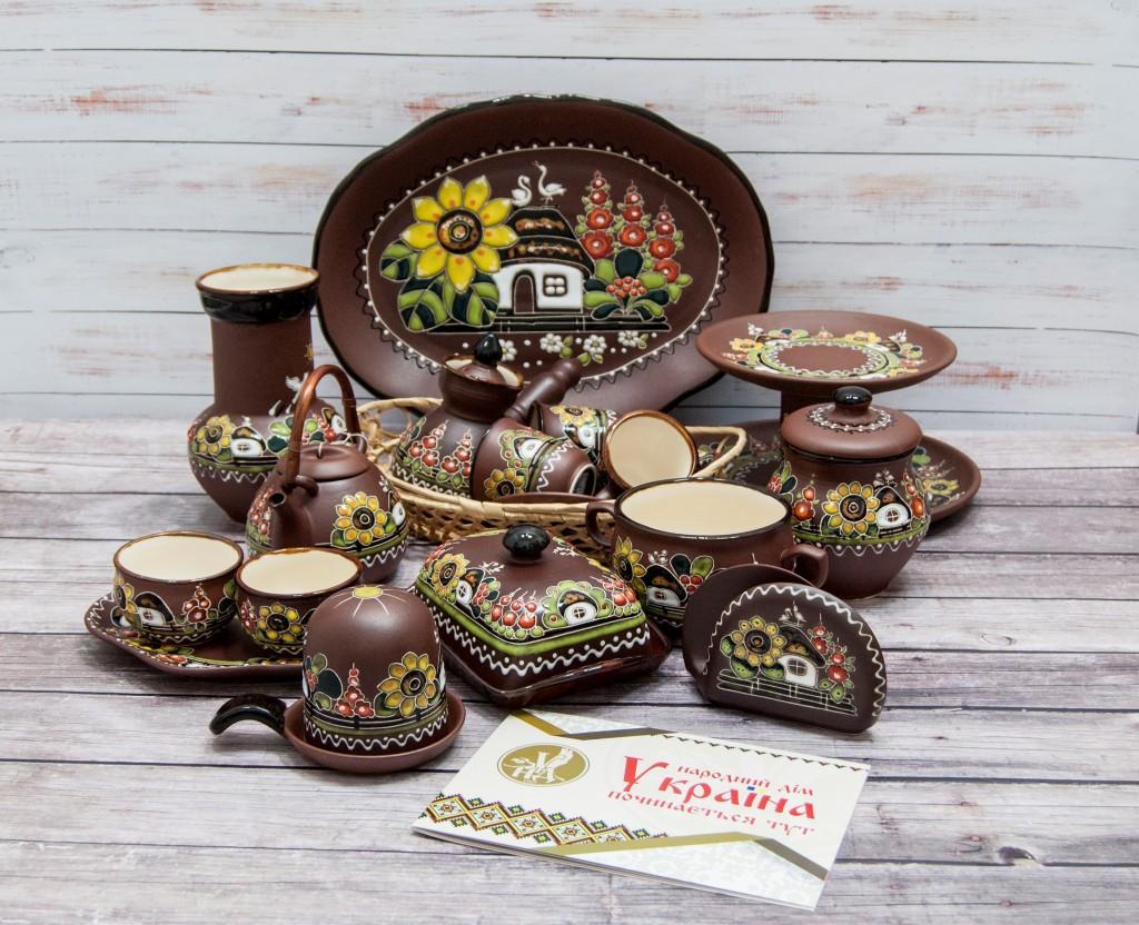 Керамічний посуд1