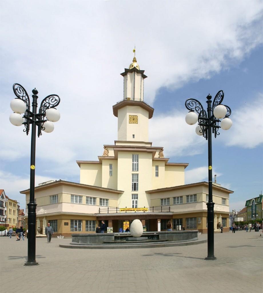 Townhall_ivano-frankivsk
