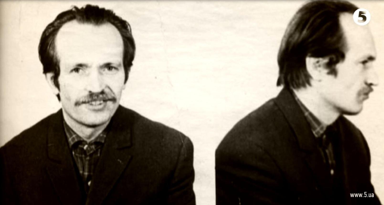 Арештований_В_Чорновіл_1972