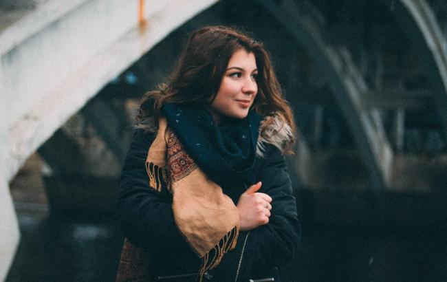 Молода виконавиця з Миргорода Наталія Шевченко