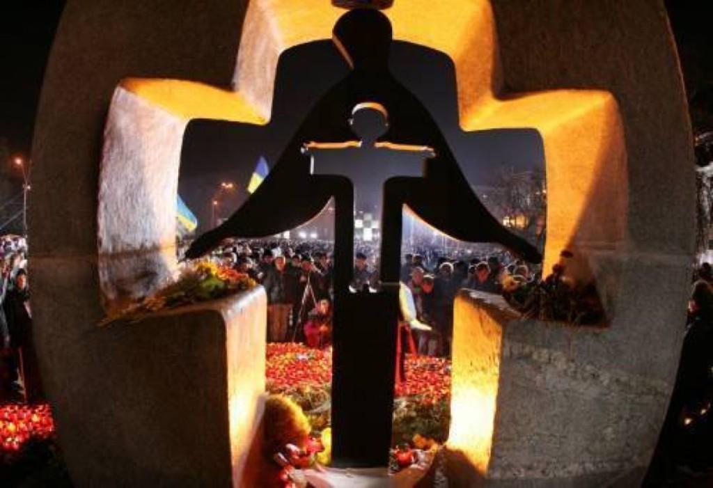 В Україні вшанували пам'ять жертв голодоморів