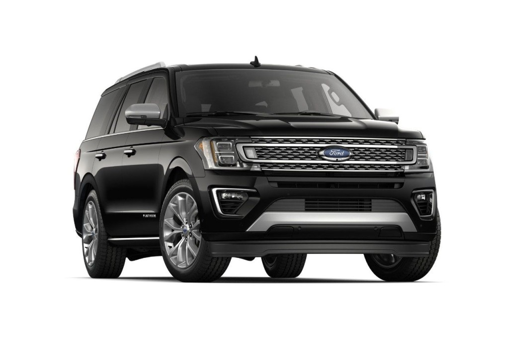2 018 Ford Expedition