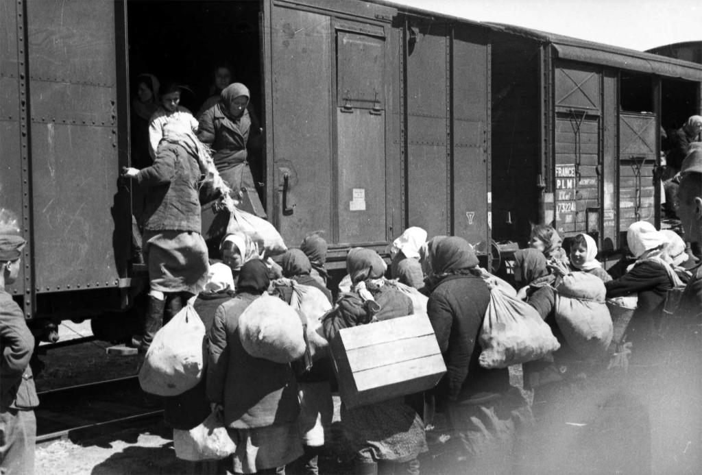 75 років з часу початку примусового вивезення населення України в Німеччину