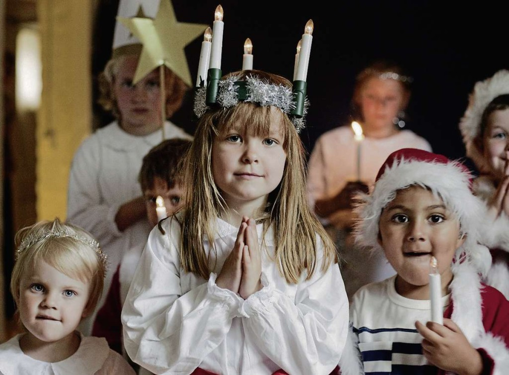 Santa Lucia celebrations are held all over Sweden. Winnipeg's Scandinavian Centre will hold one on Dec. 13 at 1:30 p.m.