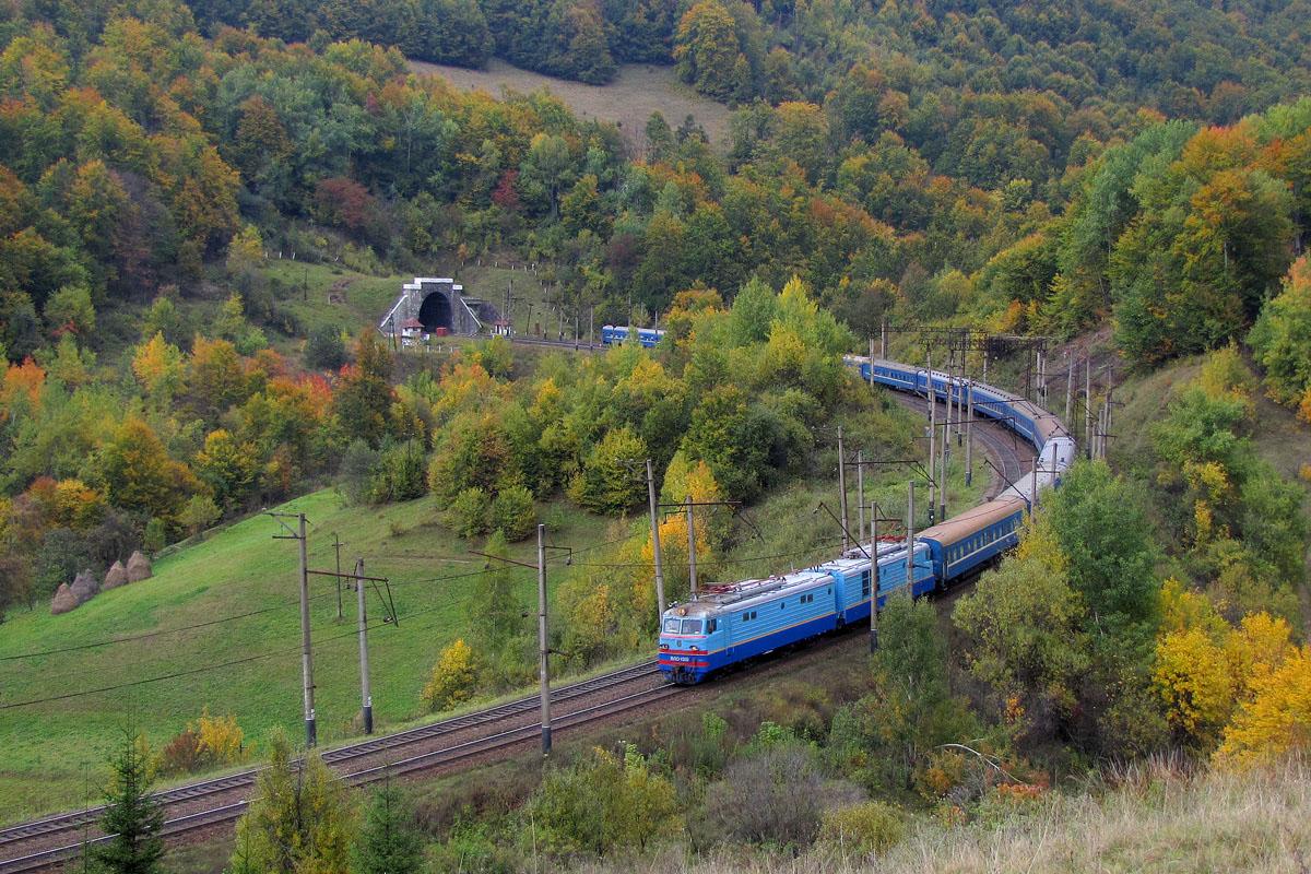 тунель Бескид