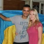 """Українки навчили єгиптян співати """"Щедрик"""". Фото: соцмережі."""