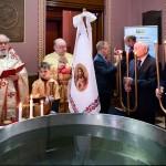 Святе Водохреща в канадському місті Вінніпег
