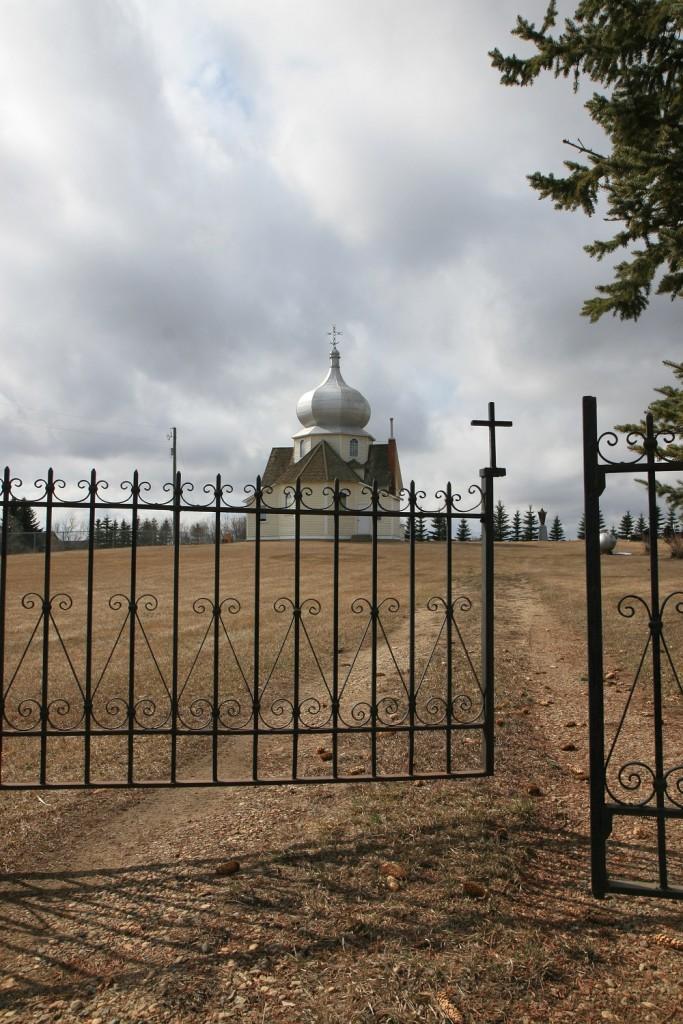 Українська католицька церква Покрови, Редвей, АВ.