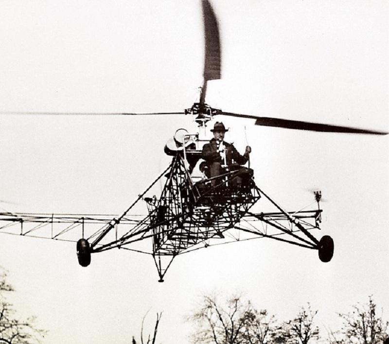 1940 перший вертоліт