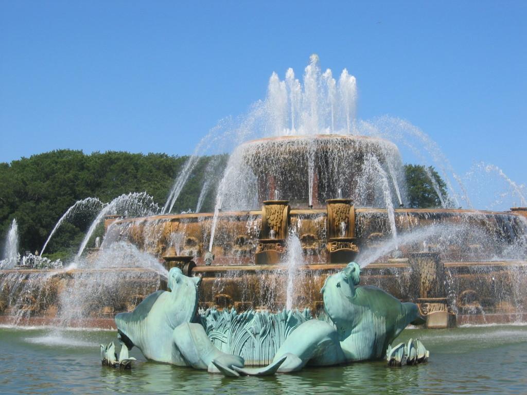 buckingham-fountain 2